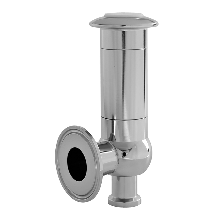 Hygienic Safety Relief Valves