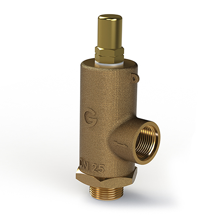 General and Compact Safety Relief Valve