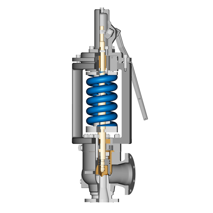 High Performance Safety Relief Valves
